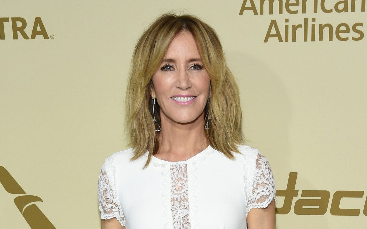 Desperate Housewives actress Felicity Huffman among 50 people arrested over £19m college admissions scam