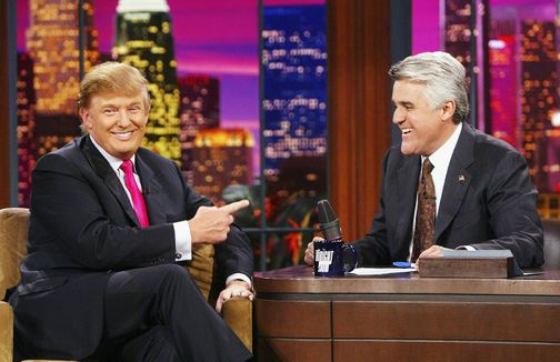 Jay Leno: Late-Night Shows Are Too Political