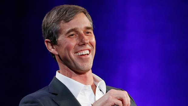 Beto O'Rourke says he is running for US president