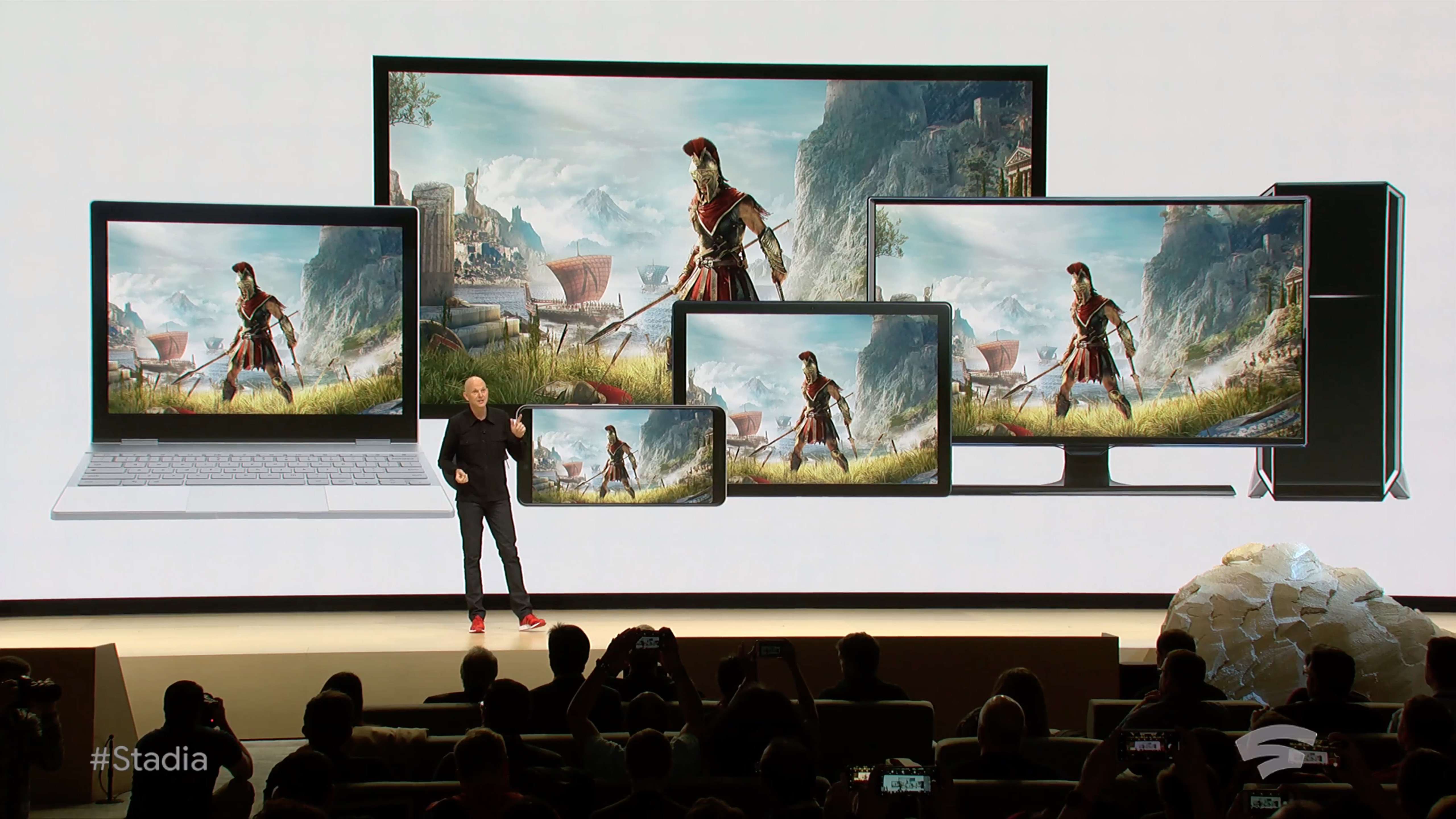 Here's how you'll access Google's Stadia cloud gaming service