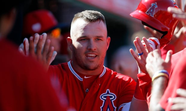 Mike Trout and LA Angels close to $430m deal, largest in sports history