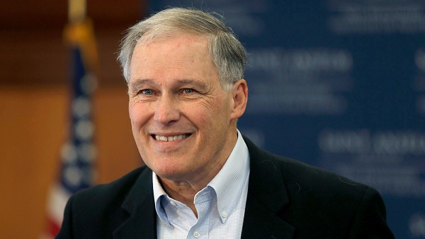 Jay Inslee, Governor of Washington, Launches Presidential Bid