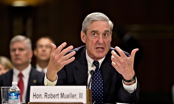 Robert Mueller report will be a gold mine of improprieties. Trump shouldnt celebrate yet