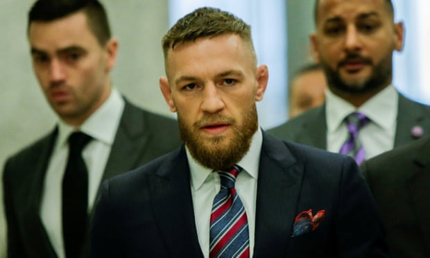 Conor McGregor reportedly under investigation for sexual assault