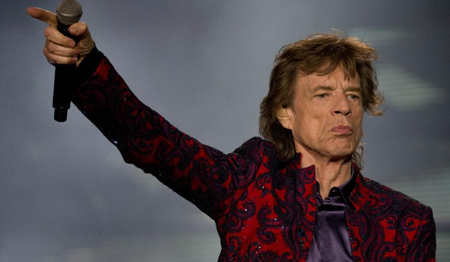 The Rolling Stones postpone U.S. shows, citing advice of Mick jaggers doctors
