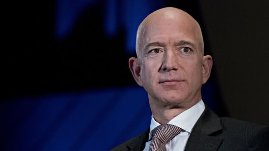 Saudis gained access to Amazon CEO Bezos phone: Bezos security chief