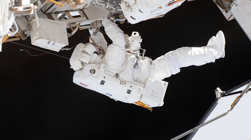 NASA Announces Successful Completion of ISS Spacewalk