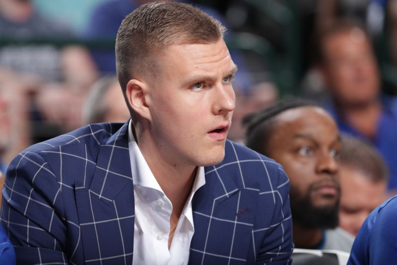 Attorney: NBA star Kristaps Porzingis is accused of rape