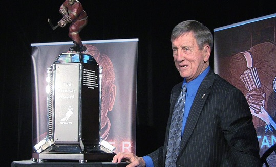NHL legend Ted Lindsay dies at age 93