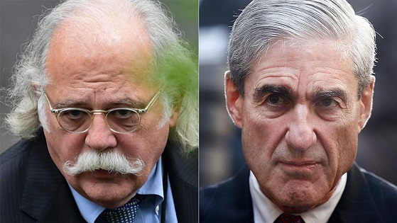 Former White House lawyer Ty Cobb defends American hero Robert Mueller, says investigation not a witch hunt