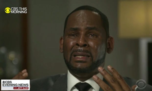 Its not fair: R Kelly tearfully denies sex abuse allegations in tense interview