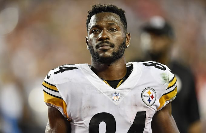 Steelers closing in on deal to send Antonio Brown to the Bills, according to report