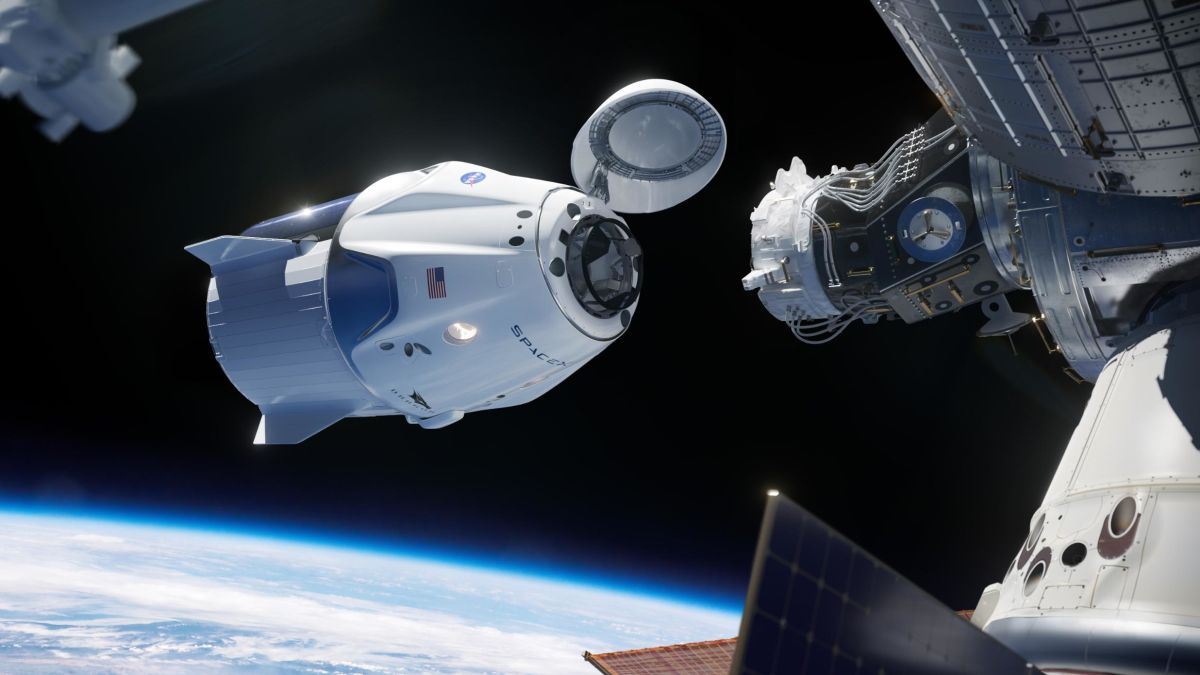 SpaceX Crew Dragon, built to carry humans, heads home from ISS