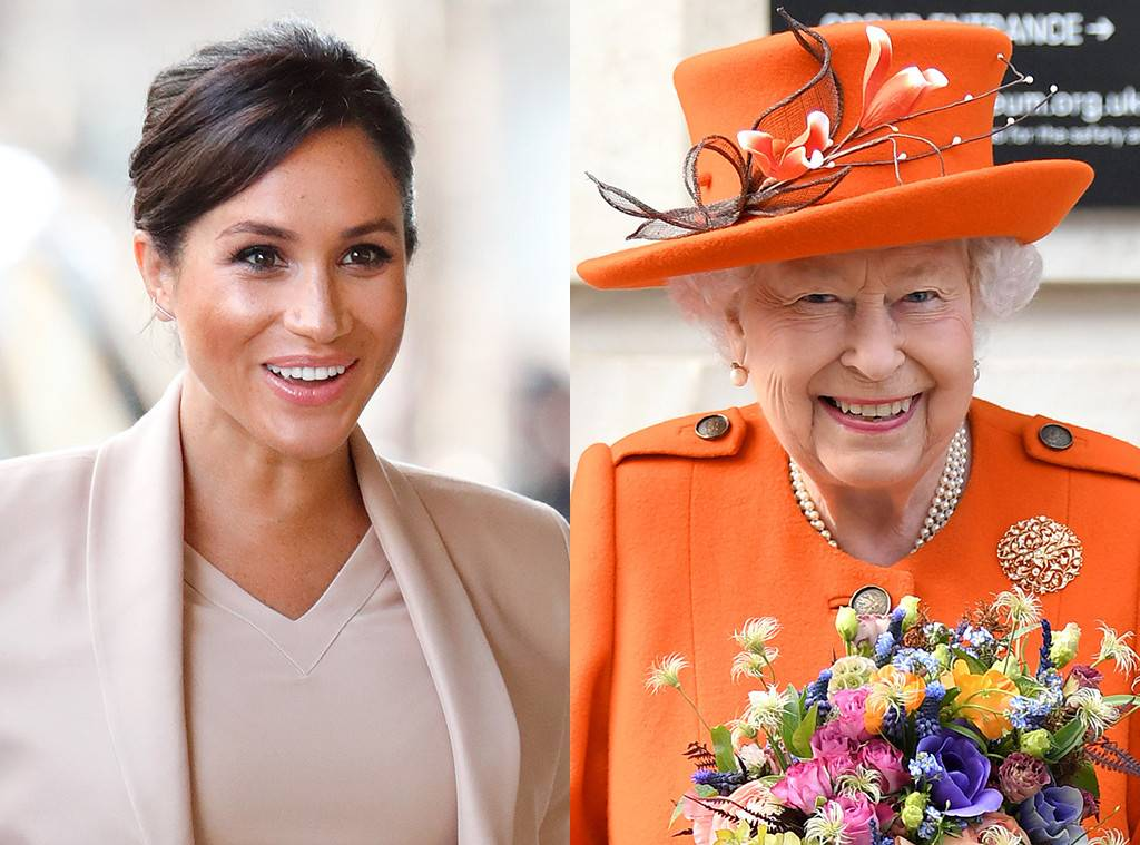 The Queen Gives Meghan Markle a New Role on International Womens Day