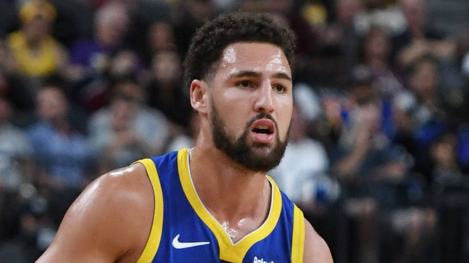 Klay Thompson shooting the lights out, says former Celtic Ray Allen