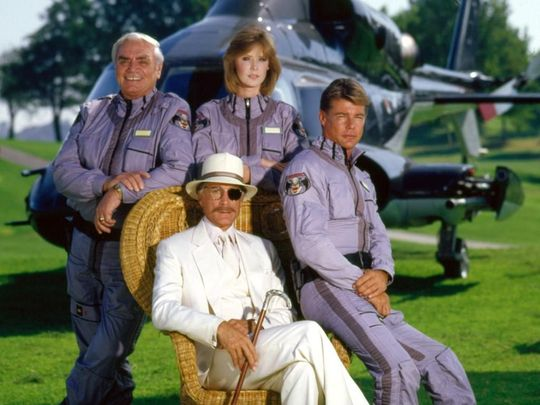 Airwolf actor and 80s heartthrob Jan-Michael Vincent dies