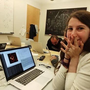 Katie Bouman, the MIT grad who made first-ever photograph of black hole possible