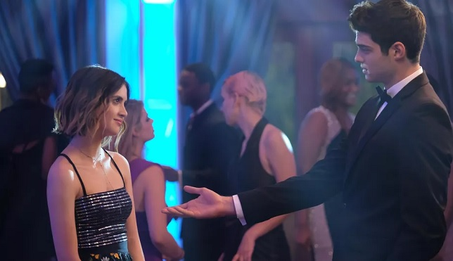 The Perfect Date review: Netflix's latest Noah Centineo movie is fine