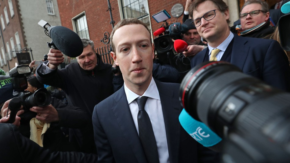 Facebook investors launch desperate bid to oust Mark Zuckerberg