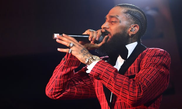 Nipsey Hussle: Grammy-nominated rapper shot dead in LA