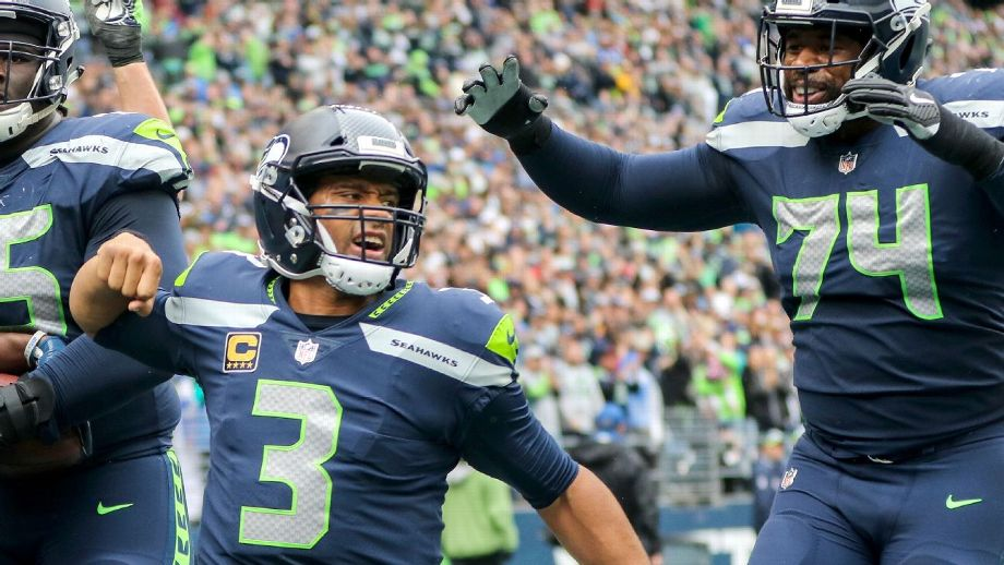 Russell Wilson and the Seahawks win with record extension