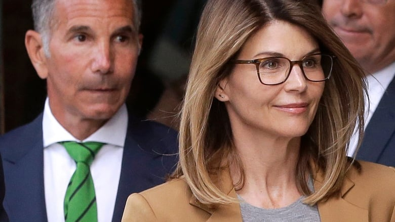 Actor Lori Loughlin, other parents plead not guilty in U.S. college admissions case