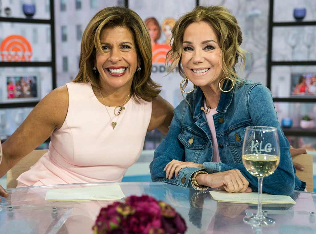 Kathie Lee Gifford Reacts to Hoda Kotb's Surprise Baby News