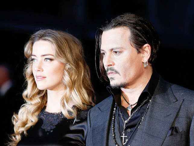 Johnny Depp Allegedly Tried to Get Amber Heard Fired From Aquaman