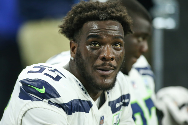 Seahawks, Chiefs blow up NFL draft with Frank Clark trade