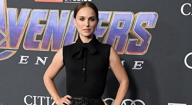 Natalie Portman makes a surprise appearance at the Avengers: Endgame premiere