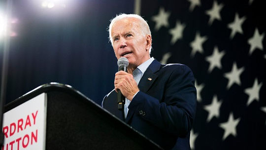 Joe Biden Announces 2020 US Presidential Bid