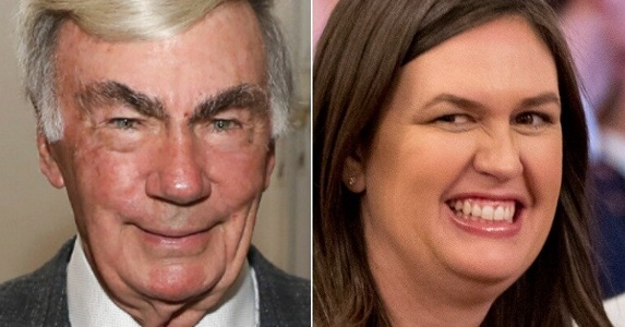 Sam Donaldson Explains How Sarah Huckabee Sanders Lying Is Unprecedented