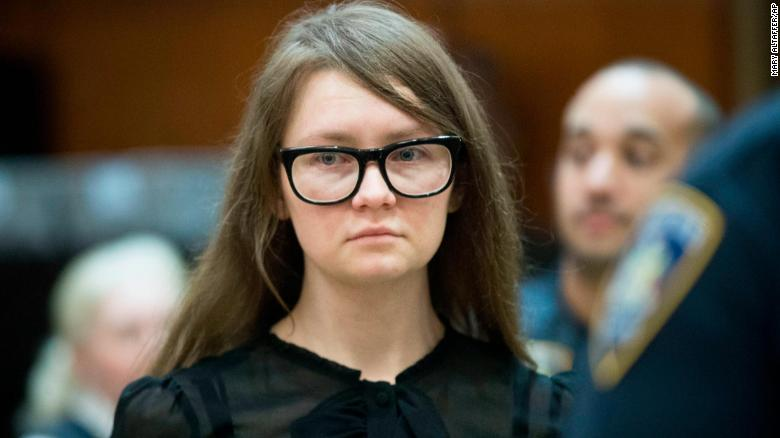 Fake heiress Anna Sorokin found guilty after fooling banks and New Yorks elite