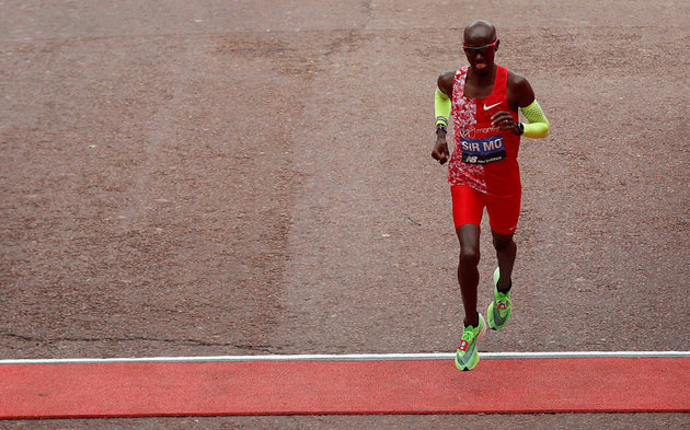 Mo Farah Finishes Fifth In London Marathon After Controversial Week