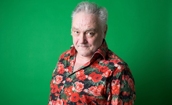 Tony Slattery: 'I had a very happy time until I went slightly barmy'