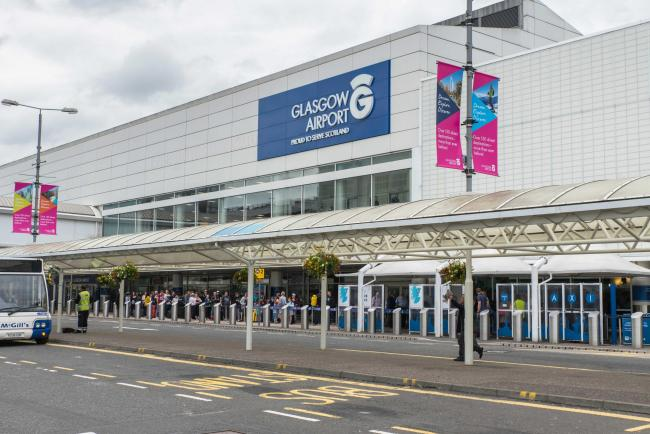 Glasgow airport: Flights resume after security alert on inbound plane