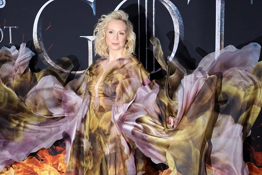 'Thrones' actress Gwendoline Christie dazzles at NYC premiere