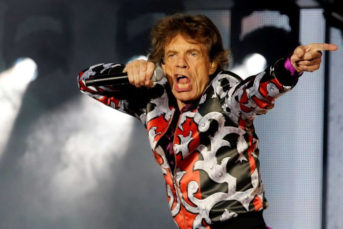 Mick Jagger on the mend following heart surgery