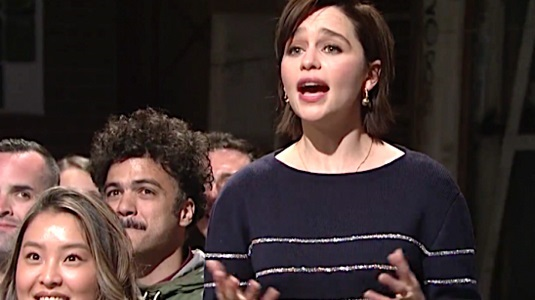 Game Of Thrones Castmates Turn Up To Ask SNL Host Kit Harington How It All Ends