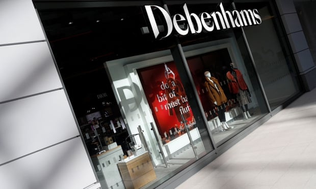 Debenhams on brink despite Mike Ashleys last-minute offer