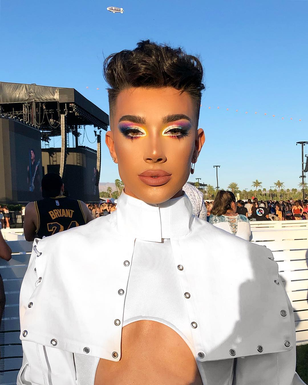 James Charles: Tips and trips from beauty vlogger