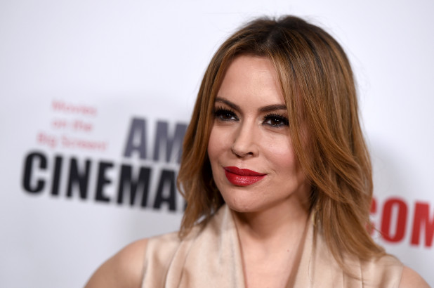 Alyssa Milano calls for sex strike to protest wave of anti-abortion bills