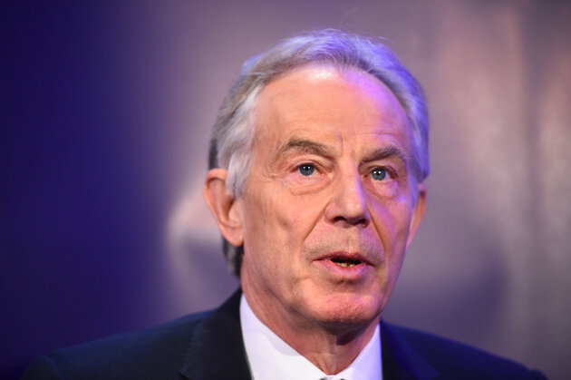 Tony Blair Chips In With Advice On European Elections and It Wont Please Jeremy Corbyn