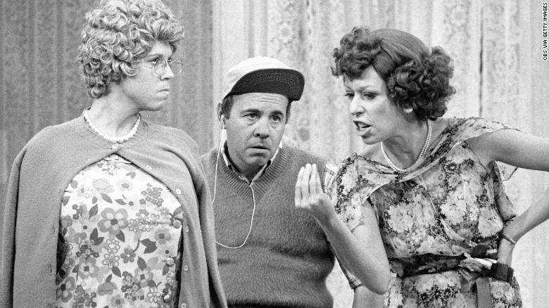 Tim Conway, star of the Carol Burnett Show, dies at 85