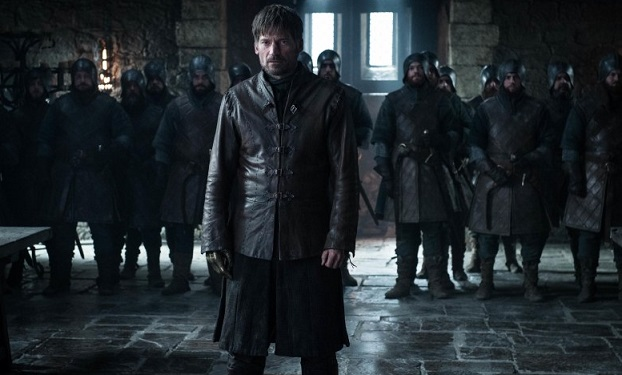 'Game of Thrones' set photographers seemingly forgot Jaime Lannister only has one hand
