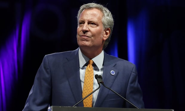 Bill de Blasio announces 2020 presidential bid