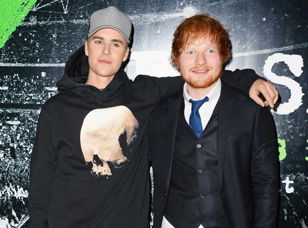 Justin Bieber & Ed Sheeran Drop I Dont Care Video