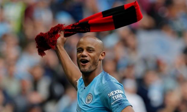 Vincent Kompany to leave Man City and become Anderlecht player-manager