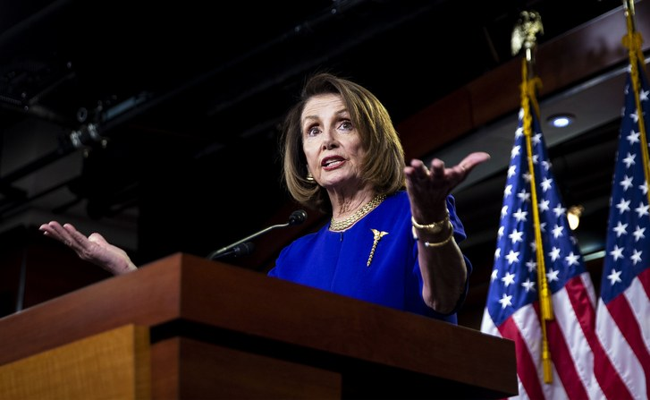 How long can Nancy Pelosi hold off impeachment?