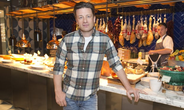 Jamie Oliver restaurant empire collapses, risking 1,000 jobs